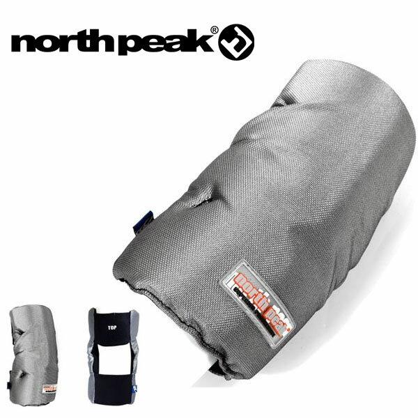【得割69】 エルボーパッド 片ヒジ タイプ 保護 スノボ スキー north peak ノースピーク プロテクター 肘 エルボーガード スノー ボード フリーサイズ 【あす楽対応】