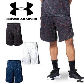 送料無料 ハーフパンツ アンダーアーマー UNDER ARMOUR UA BB 4 LIFE SHORT メンズ ショートパンツ ショーツ 短パン バスケットボール バスケ ウェア バスパン 1364721 2021春夏新作 得割20