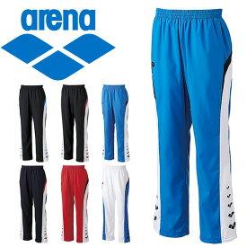 送料無料 ウインドパンツ アリーナ arena ウィンドロングパンツ メンズ レディース ナイロン ロングパンツ ウインドブレーカーパンツ スポーツウェア 水泳 スイミング ウェア ARN-6311P