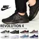 ランニングシューズ ナイキ NIKE メンズ レボリューション 4 ランニング ジョギング マラソン 運動靴 靴 シューズ 初…