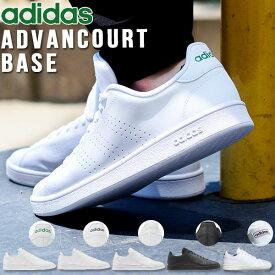 新定番 スニーカー アディダス adidas メンズ レディース ADVANCOURT BASE アドバンコート ローカット カジュアル シューズ 靴 2019秋新作 EE7690 EE7691 EE7692 EE7693 EE7695