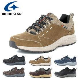 送料無料 ムーンスター スニーカー 防水 MoonStar メンズ サプリスト SPLT M196 ウォーキングシューズ 4E 幅広 シューズ 靴 運動靴 ウォーキング SPLT-M196