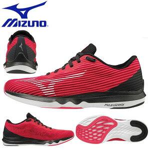 送料無料 ランニングシューズ ミズノ MIZUNO WAVE SHADOW 4 WIDE ウェーブシャドウ ワイド レディース 初心者 ビギナー マラソン ランニング ジョギング シューズ 靴 ランシュー J1GD2097 得割24
