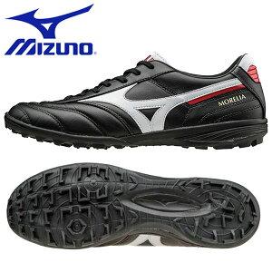 送料無料 フットサルシューズ ミズノ MIZUNO モレリアTF MORELIA レディース 屋外用 人工芝用 サッカー フットボール フットサル シューズ 靴 Q1GB1600 得割25