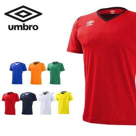 ジュニア 半袖 Tシャツ アンブロ UMBRO Jr ゲーム S/S シャツ キッズ 子供 サッカー フットボール フットサル スポーツウェア 部活 クラブ