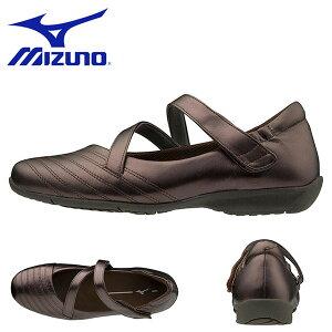 送料無料 ウォーキングシューズ ミズノ レディース MIZUNO SELECT 800 スニーカー 靴 ビジネス カジュアル ウォーキング シューズ B1GH1960 得割27