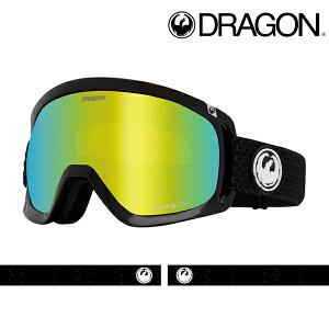 送料無料 ゴーグル DRAGON ドラゴン D3 ディースリー SPLIT BLACK LUMALENS J GOLD ION ジャパンルーマレンズ ジャパンフィット 全天候対応 ジャパンルーマレンズ 球面 フレームレス スノボ スノーボー