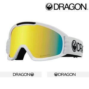 送料無料 スノーゴーグル DRAGON ドラゴン DX2 ディーエックスツー ジャパンフィット レディース キッズ 全天候対応 WHITE2 LUMALENS J GOLD ION ジャパンルーマレンズ 平面 スノボ スノーボード 2021-202