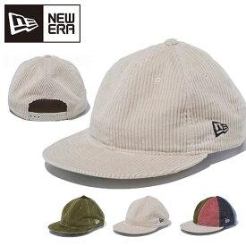 30%off NEW ERA ニューエラ RC 9FIFTY フラットバイザー コーデュロイ ベースボール キャップ メンズ レディース 帽子 帽子 CAP