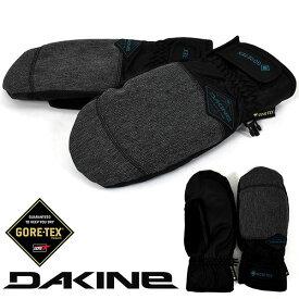 送料無料 スノーグローブ DAKINE ダカイン レディース SILVIA MITT GLOVE ゴアテックス GORE-TEX グレー 灰 手袋 防寒 スノーボード スノボ スキー スノー グローブ 日本正規品 25%off
