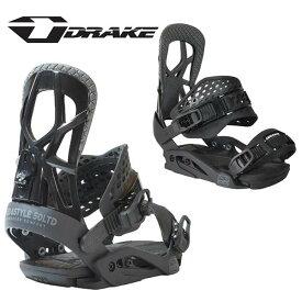 送料無料 DRAKE ドレイク バインディング FIFTY LTD フィフティ エルティーディー メンズ スノーボード BINDING ビンディング 2019-2020冬新作 19-20 19/20 20%off