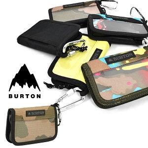 ゆうパケット対応可能! カラビナ付き パスケース バートン BURTON JPN Zip Pass Wallet Pass Case メンズ レディース チケットホルダー 小銭入れ ケース スノボ スノーボード スキー SNOWBOARD SKI 2020-2021