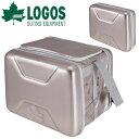 送料無料 ロゴス LOGOS ハイパー氷点下クーラーL 20L 大容量 コンパクト収納 クーラーボックス クーラーバッグ アウト…
