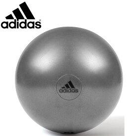 送料無料 アディダス adidas hardware ジムボール 65cm バランスボール 空気入れ付き ヨガボール フィットネスボール ダイエットボール 体感トレーニング トレーニング ヨガ ストレッチ エクササイズ フィットネス ダイエット ADBL-11246GR