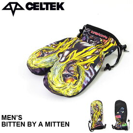 CELTEK セルテック グローブ ミトン BITTEN BY A MITTEN メンズ ミトン スノーボード スノボ スノー スキー 国内正規品 手袋 得割50
