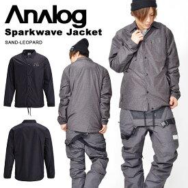 40%off 送料無料 コーチジャケット アナログ Analog Sparkwave Jacket Coaches Jacket メンズ ジャケット コーチ スノボ スノーボード スノーボードウエア スキー