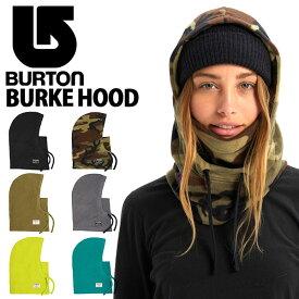 フードウォーマー バートン BURTON Burke Hood メンズ レディース フリース フェイスマスク バラクラバ 防寒 スノボ スノーボード スキー SNOWBOARD SKI 151971 2019-2020冬新作 19-20 19/20 20%off