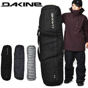 送料無料 ボードケース DAKINE ダカイン メンズ レディース DLX TOUR SNOWBOARD BAG 157cm スノーボード スノボ スノー バッグ ケース デッキ 板 ロゴ BA237-299 BA237299 日本正規品 15%off