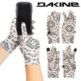 ゆうパケット対応可能! グローブライナー DAKINE ダカイン レディース WOMEN'S RAMBLER 手袋 インナー 防寒 スノーボード スノボ スキー スノー グローブ インナーグローブ 日本正規品 AI237-784 AI23778418/19 20%off