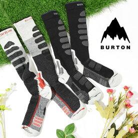 ロングソックス バートン BURTON PREFORMANCE MIDWEIGHT SOCK メンズ レディース ハイソックス 靴下 ソックス スノボ スノーボード スキー SNOWBOARD 2020-2021冬新作 20-21 20/21 10%off