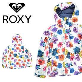 送料無料 スノーボードウェア ROXY ロキシー MIKA NINAGAWA X ROXY JETTY JACKET レディース ジャケット スノーボード スノボ ウェア ジャケット erjtj0318718/19 35%off