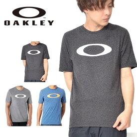 半袖 Tシャツ OAKLEY オークリー メンズ O-BOLD ELLIPSE ロゴ シャツ トレーニング スポーツ カジュアル ウェア 2019春夏新作 得割20