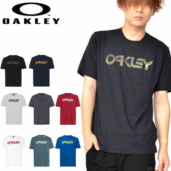 半袖 Tシャツ OAKLEY オークリー メンズ MARK II TEE ロゴTシャツ トレーニング スポーツ カジュアル ウェア 2019春夏新作 得割20