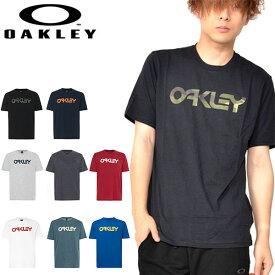 半袖 Tシャツ OAKLEY オークリー メンズ MARK II TEE ロゴTシャツ トレーニング スポーツ カジュアル ウェア 2019春夏新作 得割31