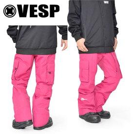 送料無料 スノーボードウェア VESP ベスプ DIGGERS LIGHT STANDARD CARGO PANTS VPMP18-07 パンツ スノボ スノーボード ボトムス メンズ レディース ユニセックス18/19 30%off