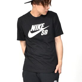 半袖 Tシャツ ナイキ エスビー NIKE SB メンズ DRI-FIT ロゴ TEE シャツ ビッグロゴ プリント ブラック ホワイト 半T ar4210 2019新作