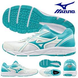 得割30 ランニングシューズ ミズノ MIZUNO レディーズ マキシマイザー 22 MAXIMIZER 22 ランニング ジョギング ウォーキング ランシュー 軽量 幅広 通勤 通学 シューズ 靴 K1GA2001