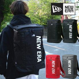 送料無料 ニューエラ NEW ERA BOX PACK ボックスパック バックパック リュックサック アウトドア ザック デイパック リュック メンズ レディース カバン 鞄 かばん バッグ BAG 32L 定番 20%off