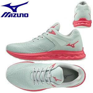 送料無料 ランニングシューズ ミズノ MIZUNO ウエーブポラリス SP WAVE POLARIS レディース 初心者 ビギナー マラソン ランニング ジョギング シューズ 靴 ランシュー 得割20