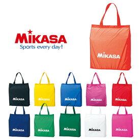 レジャーバッグ トート BAG ミカサ Mikasa スポーツ ホック式 エコバッグ スポーツ アウトドア かばん