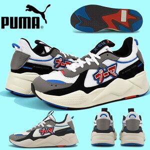 30%OFF 送料無料 スニーカー プーマ PUMA メンズ レディース RS-X ジャパノラマ カタカナロゴ シューズ 靴 374294