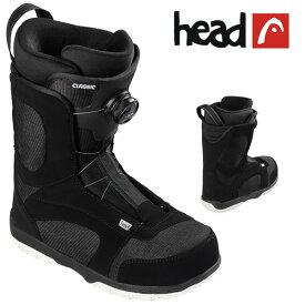 送料無料 スノーボード ブーツ head ヘッド CLASSIC BOA 353430 メンズ ボア スノボ 初心者 国内正規代理店品 得割45 【あす楽対応】