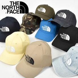 ロゴキャップ THE NORTH FACE ザ・ノースフェイス TNF Logo Cap ロゴキャップ メンズ レディース 帽子 サイズ調節可能 nn02044