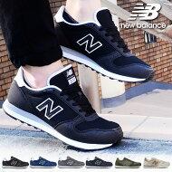期間限定27%offさらに送料無料スニーカーニューバランスnewbalanceML311メンズレディースカジュアルシューズ靴ブラックグレー2019春新色