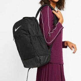 リュックサック ナイキ NIKE ブラジリア バックパック Mサイズ 24L リュック バッグ かばん デイパック メンズ レディース 学校 通学 ブラック 黒 BA5954 25%off