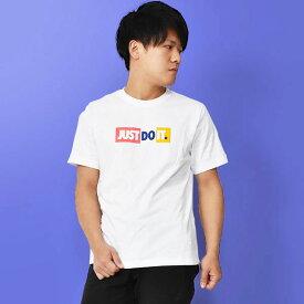 40%OFF 半袖 Tシャツ ナイキ NIKE メンズ JDI バンパー TEE シャツ ロゴ プリント スポーツウェア JUST DO IT ホワイト 白 CK2306 2020春新作