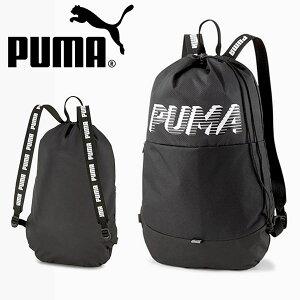 プーマ リュックサック PUMA メンズ レディース EVOESS スマート バッグ 16リットル スポーツバッグ リュック バッグ かばん 鞄 ロゴ 学校 通学 2021春新作 得割20 078053