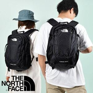 送料無料 ザ・ノースフェイス リュックサック THE NORTH FACE シングルショット Single Shot メンズ レディース ブラック 23L ザック バックパック nm71903