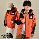 送料無料 ノースフェイス ジャケット メンズ パーカー GORE-TEX マウンテン ジャケット THE NORTH FACE ノースフェイ…