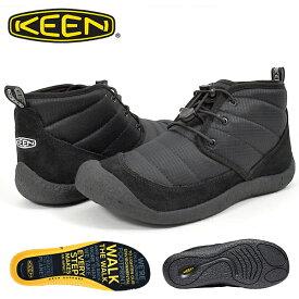 送料無料 チャッカ ブーツ KEEN キーン HOWSER 2 CHUKKA ハウザー ツー チャッカ レディース スリップオン スニーカー シューズ 靴 シューズ 1023818 2020秋冬新作