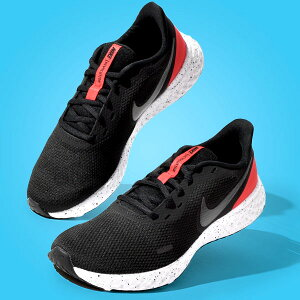 送料無料 ナイキ スニーカー メンズ NIKE メンズ レボリューション 5 ランニングシューズ ジョギング マラソン 運動靴 靴 シューズ 初心者 トレーニング 部活 クラブ 通学 シューズ REVOLUTION BQ32