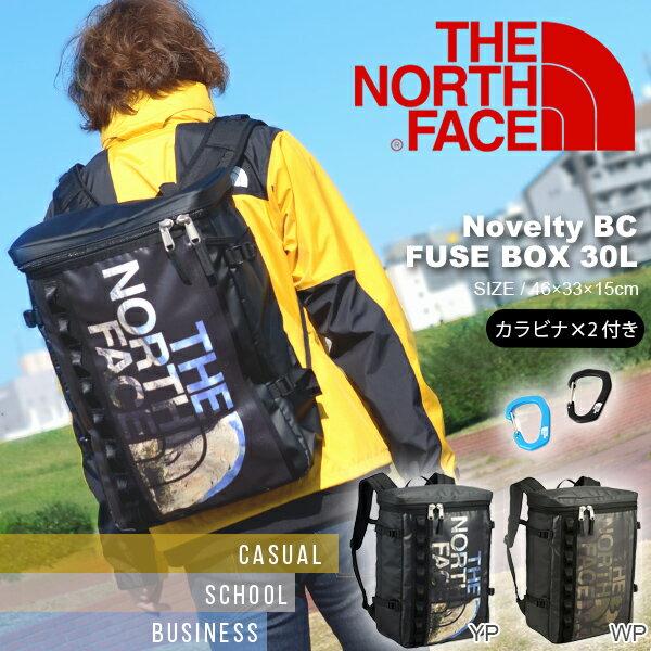 送料無料 ザ・ノースフェイス THE NORTH FACE ベースキャンプ ノベルティー ヒューズボックス Novelty BC FUSE BOX 30L nm81769 ザック バックパック リュックサック かばん ヒューズボックス スクエア型 メンズ レディース バッグ 2018春夏新色 BAG 10%off