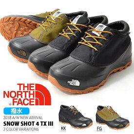 送料無料 ザ・ノースフェイス THE NORTH FACE メンズ レディース Snow Shot 4 TX III スノーショット4 テキスタイル3 アウトドアシューズ ウインターブーツ スノーブーツ スノトレ 撥水 シューズ 靴 nf51862 ザ ノースフェイス