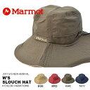 マーモット Marmot W's Slouch Hat ウイメンズ スローチハット レディース 婦人 帽子 ぼうし アウトドア トレッキング 登山 キャンプ 紫...