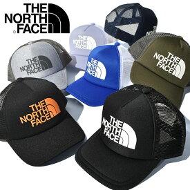 不動の定番 メッシュキャップ ザ・ノースフェイス THE NORTH FACE ロゴ メッシュキャップ LOGO MESH CAP 帽子 nn02045 カジュアル 2021春夏新作