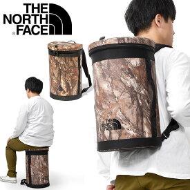 送料無料 ノースフェイス リュックサック 座れるバッグ THE NORTH FACE BC Gear Bucket Pack S BCギアバケットパックS 20L リュックサック 椅子 チェア バックパック nm82053 2021春夏新色